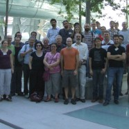 CMM hosts the first congress on Symbolic Dynamics on Finitely Generated Groups