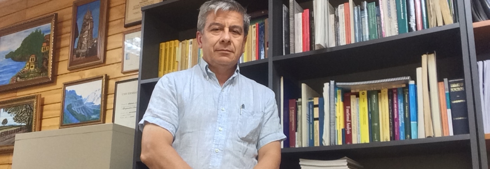 Universidad de Concepción distinguishes Gabriel Gatica's research