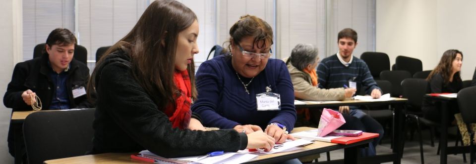 Teachers from ten cities joined in Winter Courses