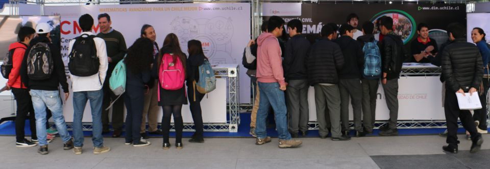 CMM joined in the 3rd Engineering and Sciences Festival