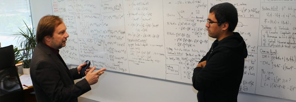 CMM researchers solve a nearly 40 years unsolved equation