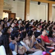 Almost 400 teachers from all over Chile joined in CMM and CIAE continuing education courses