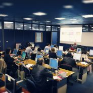 CMM lectured Data Science course at ECLAC