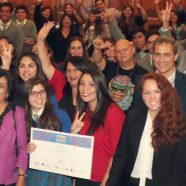 Concurso de Videos Mujeres Chilenas en Ciencias award ceremony invited women to 'take over' the science