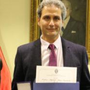 Alejandro Maass se incorpora a la Academia Chilena de Ciencias