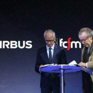 Airbus y la Facultad de Ciencias Físicas y Matemáticas firman memorándum de entendimiento