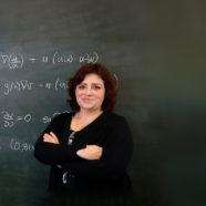 Investigadora del Centro de Modelamiento Matemático expone en la Academia Nacional de Ciencias de Estados Unidos