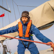Tara: International sailboat investigating ocean's role in climate change arrives in Valparaiso