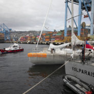 Tara: El velero  internacional que investiga el rol del océano en el cambio climático llega a Valparaíso