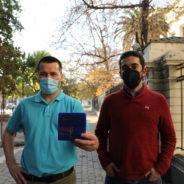 Científicos chilenos crean dispositivo que indica el riesgo de contagio por coronavirus en espacios cerrados